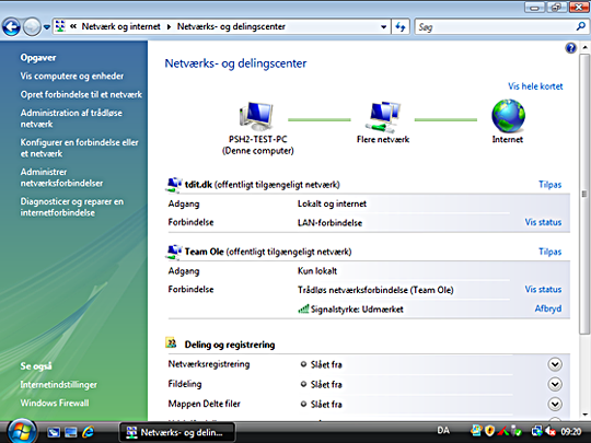 IP-adresse Screendump vista_2
